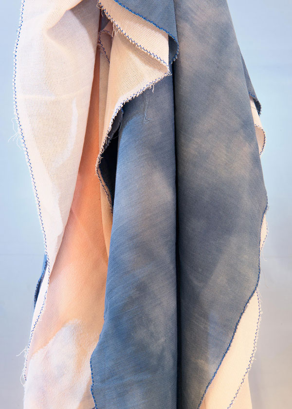 SS14 Down to Earth – Scarf design with Marie Jambers